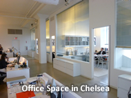 chelsea office for rent