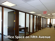 fifth ave office space for rent