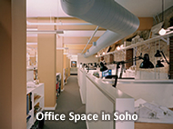 soho office space for rent